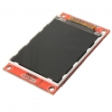 2.2'' Serial 240X320 SPI TFT LCD Display Module ILI9340C PCB Adapter SD Card