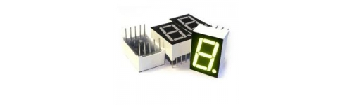 LCD MODULES - LED DISPLAY